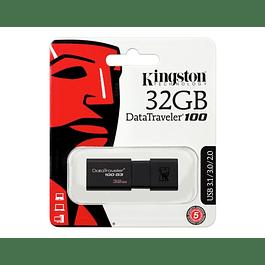 Memorias USB Kingston 32GB