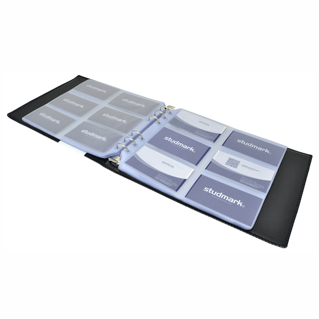 Tarjeteros Studmark 360 tarjetas