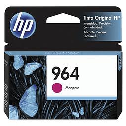 Tinta HP 3JA51AL 964 Magenta