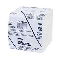 Servilletas Kleenex Pop Up 125h
