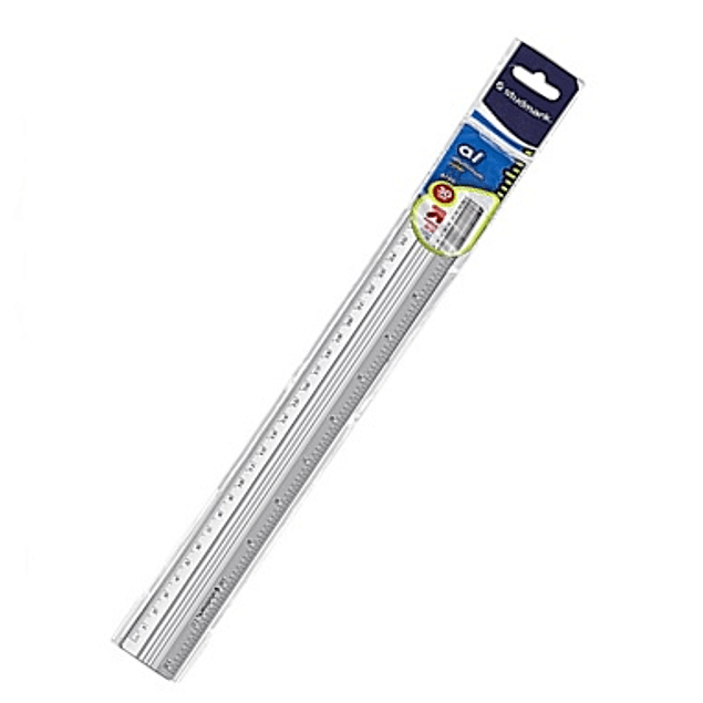 Reglas Studmark Aluminio ST-06130