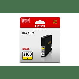 Tintas Canon PGI-2100 Yellow