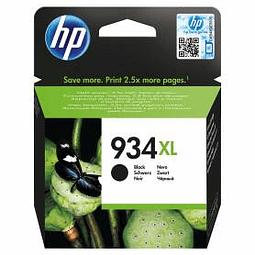 Tinta HP C2P23AL 934 BK XL