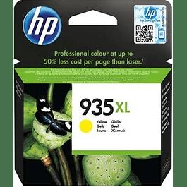 Tinta HP C2P26AL 935 Y XL