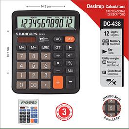Calculadora Studmark 12 Dígitos