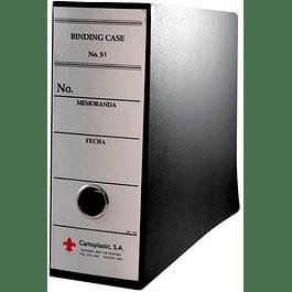 Binding Case N.51 Cartoplastic