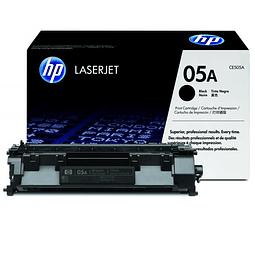 Toner HP CE505 05 BK