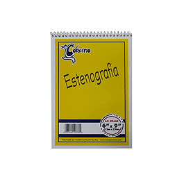 Libretas de Estenografía Corsario