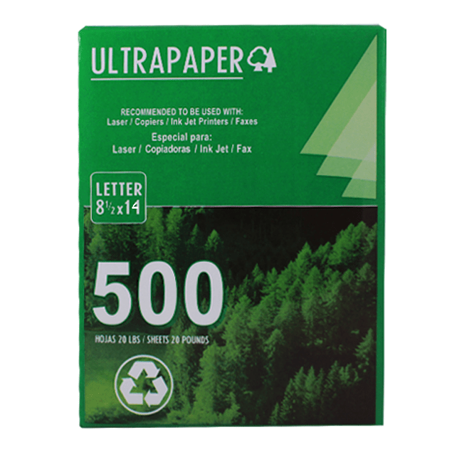 Papel Ultra Paper Legal