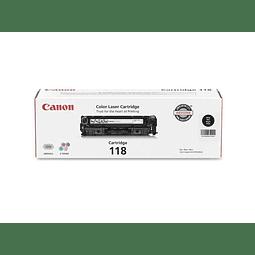 Toner Canon 118 BK