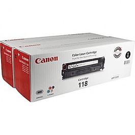 Toner Canon 118 BK DuoPack