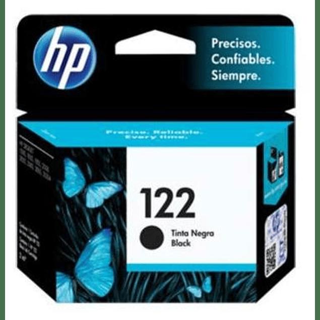 Tinta HP CH561 122 BK