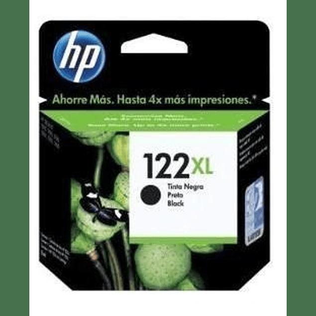 Tinta HP CH563 122 BK XL