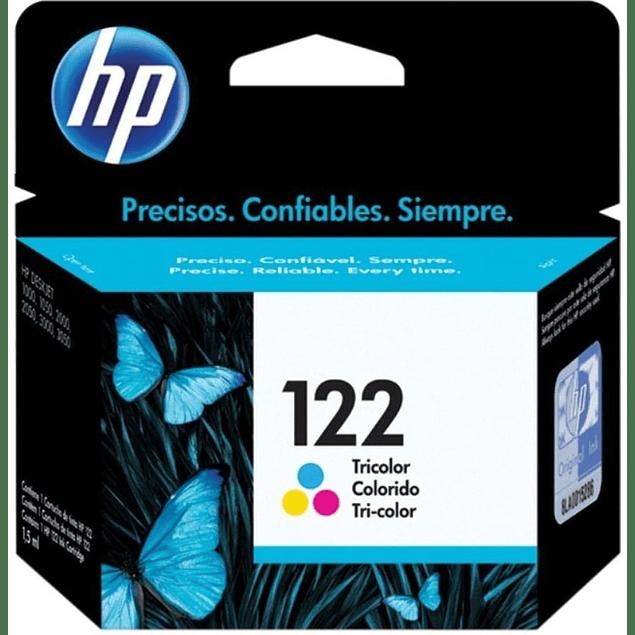 Tinta HP CH562 122 CLR