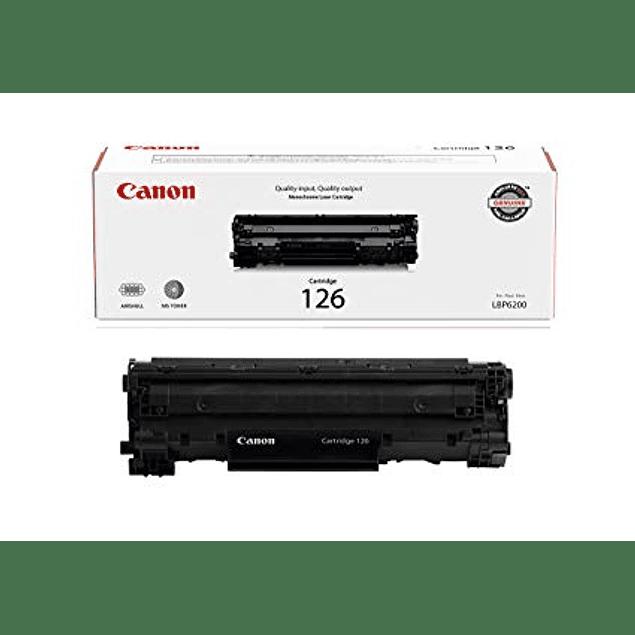 Toner Canon 126 BK