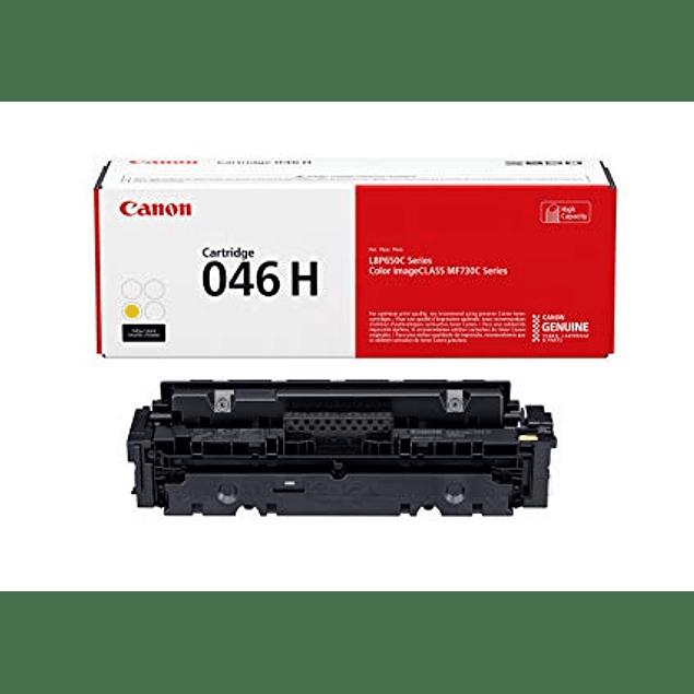 Toner Canon 046 YELLOW H