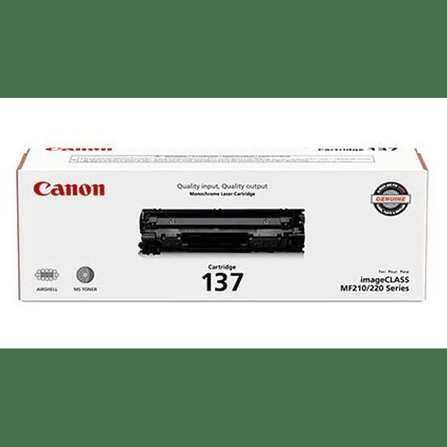 Toner Canon 137 BK
