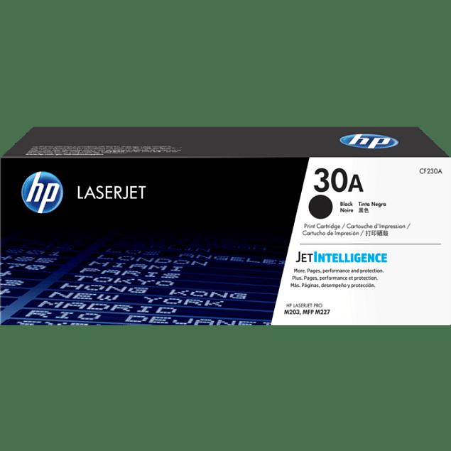 Toner HP CF230A 30 BK