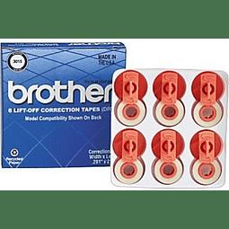 Cintas Correctoras Brother 3015