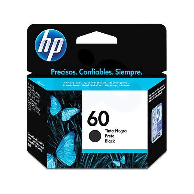 Tinta HP CC640 60 BK
