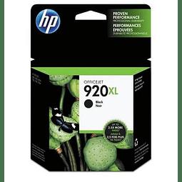 Tinta HP CD975 920 BK XL