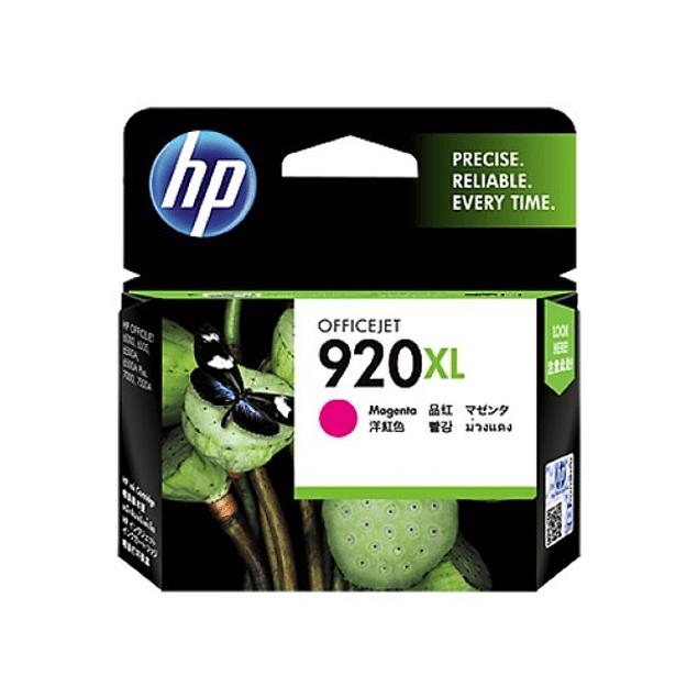 Tinta HP CD973 920 XL MAGENTA