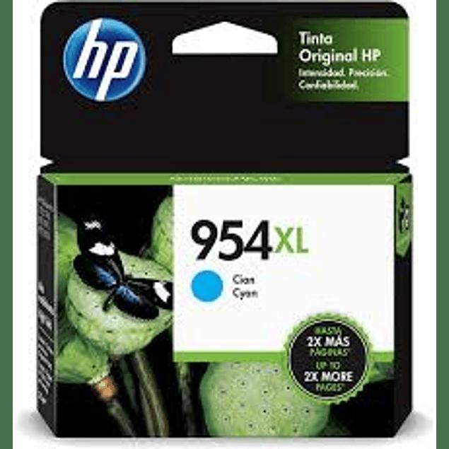 Tinta HP L0S62 954 XL CYAN