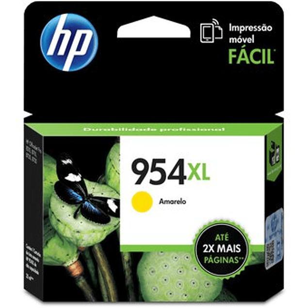 Tinta HP L0S68 954 XL YELLOW