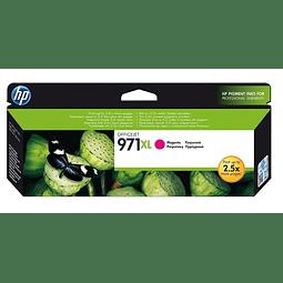 Tinta HP CN627 971 XL MAGENTA