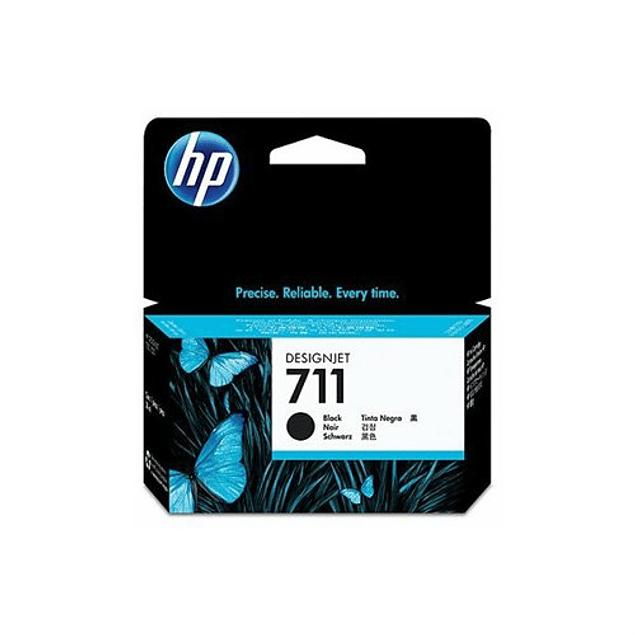 Tinta HP CZ129A 711 BK