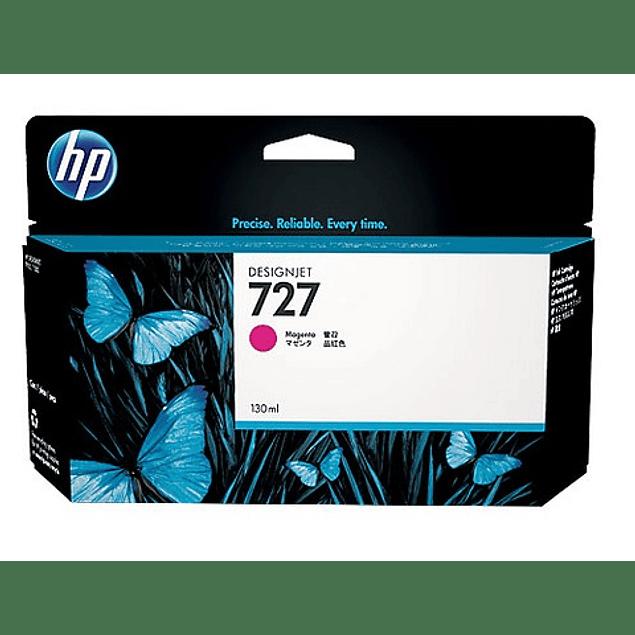 Tinta HP B3P20A 727 MAGENTA