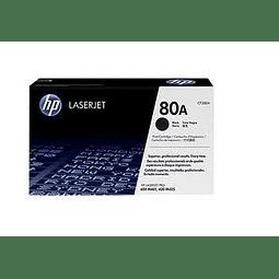 Toner HP CF280A 80A BK