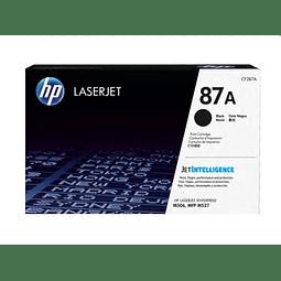 Toner HP CF287A 87A BK
