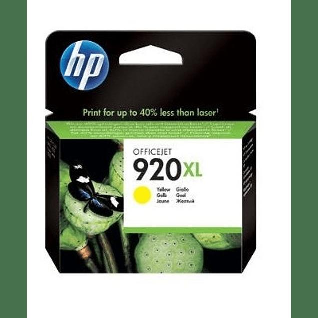 Tinta HP CD974 920 XL YELLOW