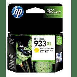 Tinta HP CN056 933 XL YELLOW
