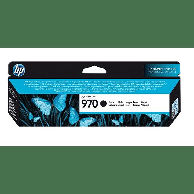 Tinta HP CN621 970 BK
