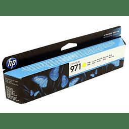 Tinta HP CN624 971 YELLOW