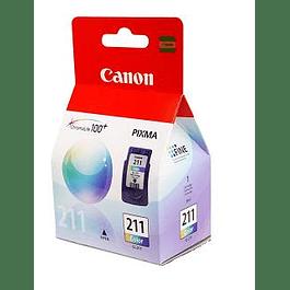 Tinta Canon CL-211 CLR