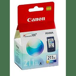 Tinta Canon CL-211 XL Color