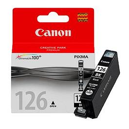 Tinta Canon CLI-126 BK
