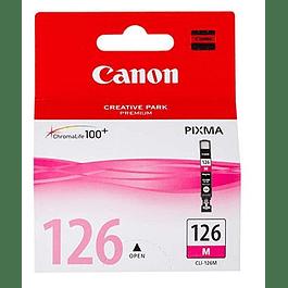 Tinta Canon CLI-126 MAGENTA