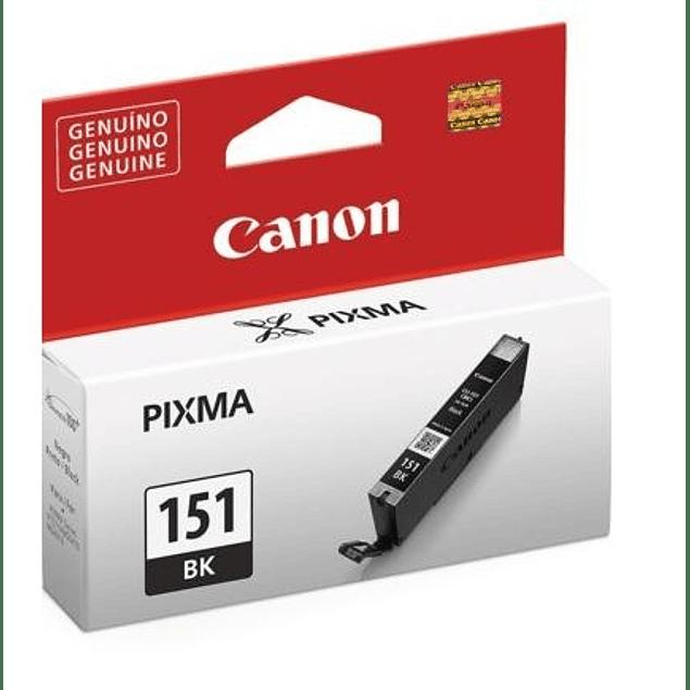 Tinta Canon CLI-151 BK