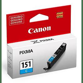 Tinta Canon CLI-151 CYAN