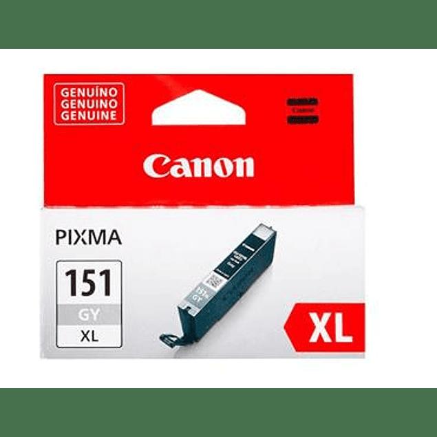 Tinta Canon CLI-151 XL GRAY