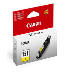 Tinta Canon CLI-151 YELLOW