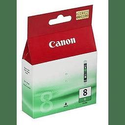 Tinta Canon CLI-8 GREEN