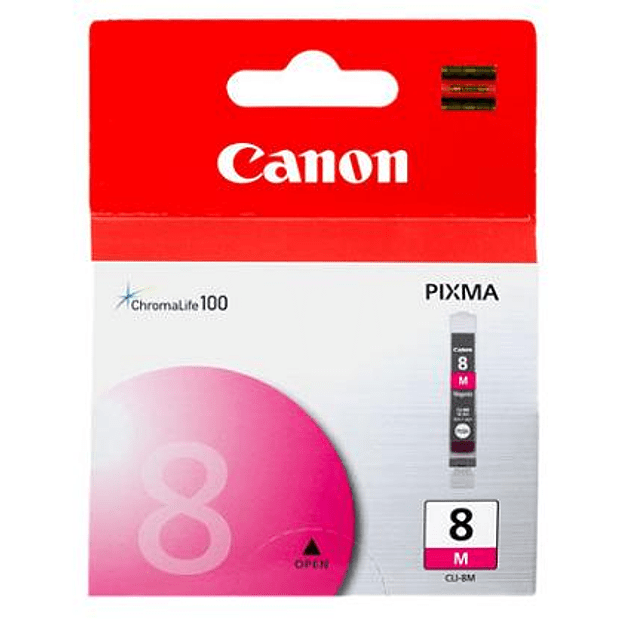 Tinta Canon CLI-8 PHOTO MAGENTA