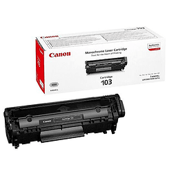 Toner Canon 103 BK
