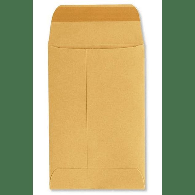 Sobres Ultra Paper de Pago Coin 6