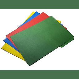 Folder de Colores Carta